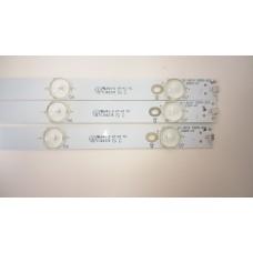LED подсветка GJ-2K15 D2P5-315 D307-V1 (3 шт)